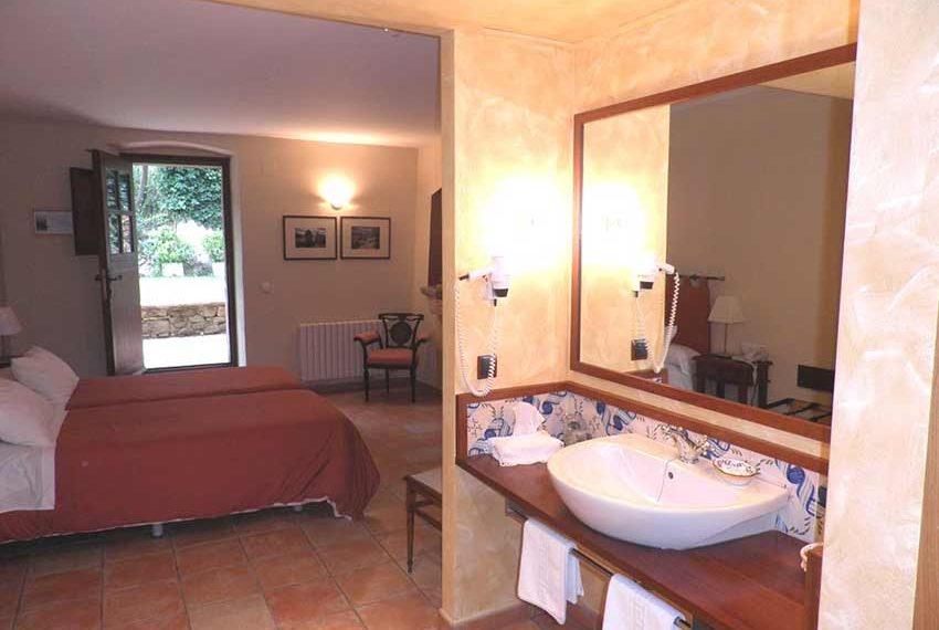 Hotel Rural Pla Estany Habitacion Bano