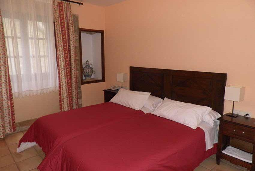 Hotel Rural Pla Estany Habitacion
