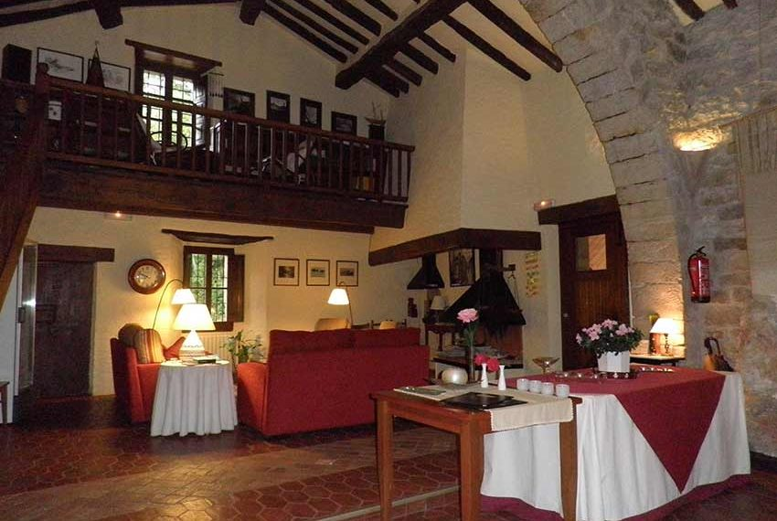 Hotel Rural Pla Estany Sala