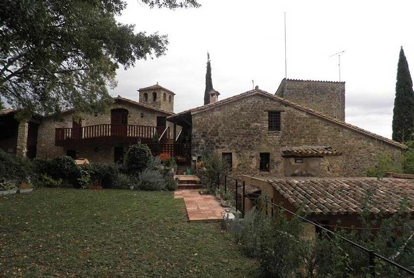 Hotel Rural Pla Estany Vista General