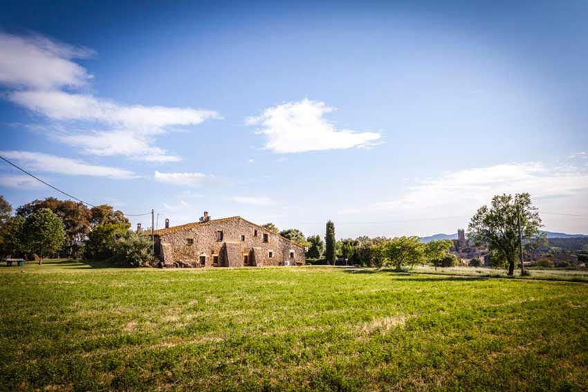 Masia-Turismo-Rural-Baix-Emporda-Campos
