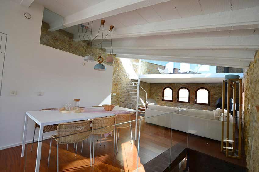 Casa-Rutica-Palau-Sator-Cocina-Office