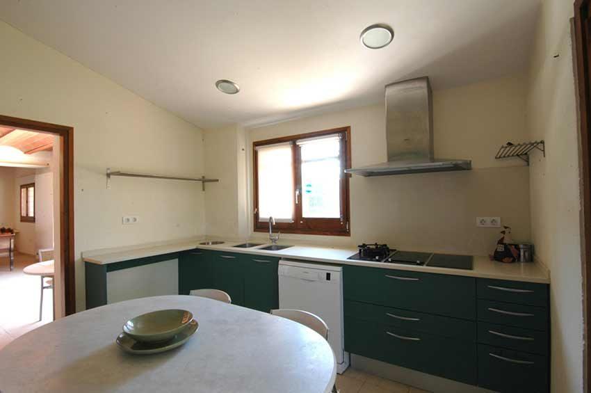 Casa-de-Campo-con-Vistas-Cocina