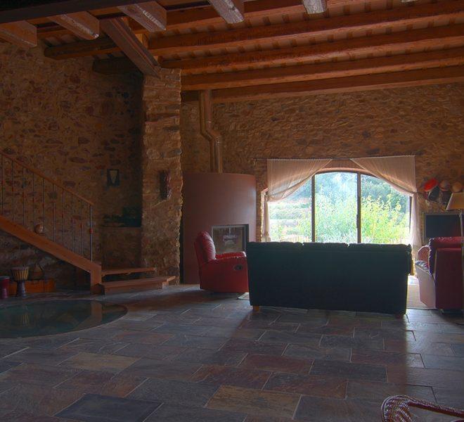 Casa de Pueblo con Patio