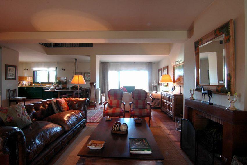 Casa-Estilo-Rustico-Baix-Emporda-Salon