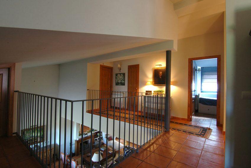 Casa-Estilo-Rustico-Baix-Emporda-Pasillo