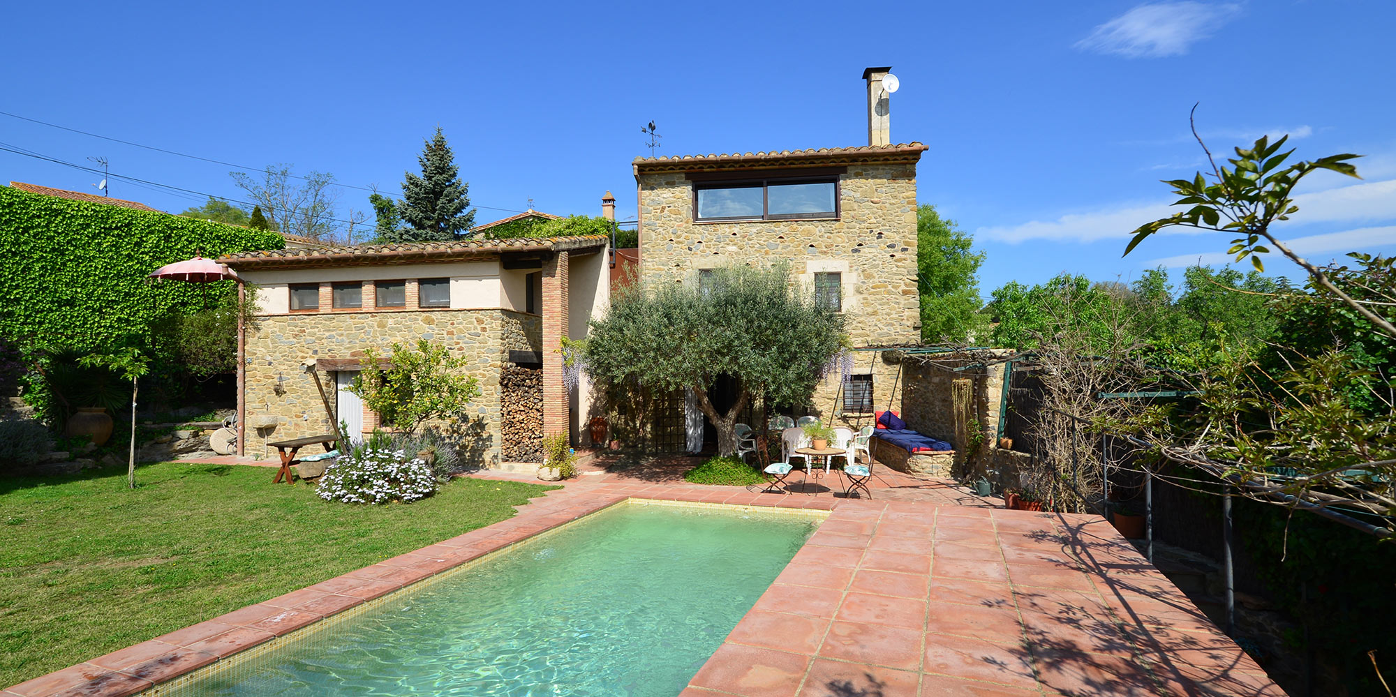 Casa con Jardín en Foixà