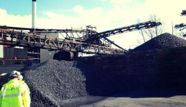 Maxibrite Coal Mound