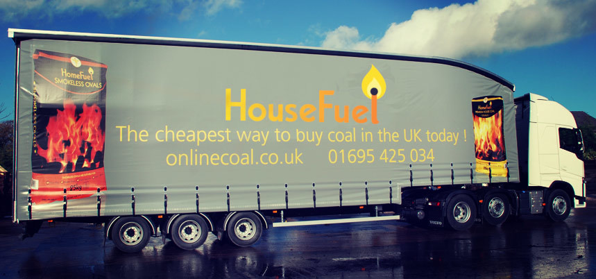 Housefuel Lorry