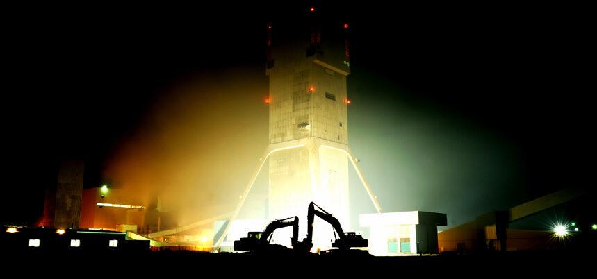 Closure Of Kellingley Mine