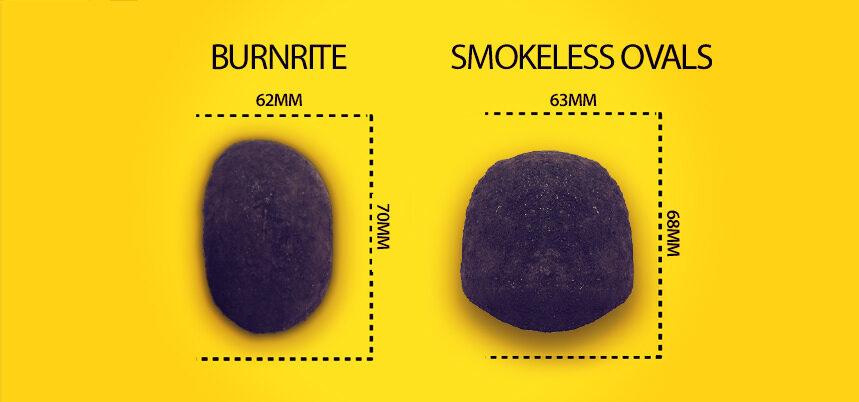 Smokeless Comparison Main