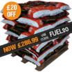 Smokeless Ovals Fuel20