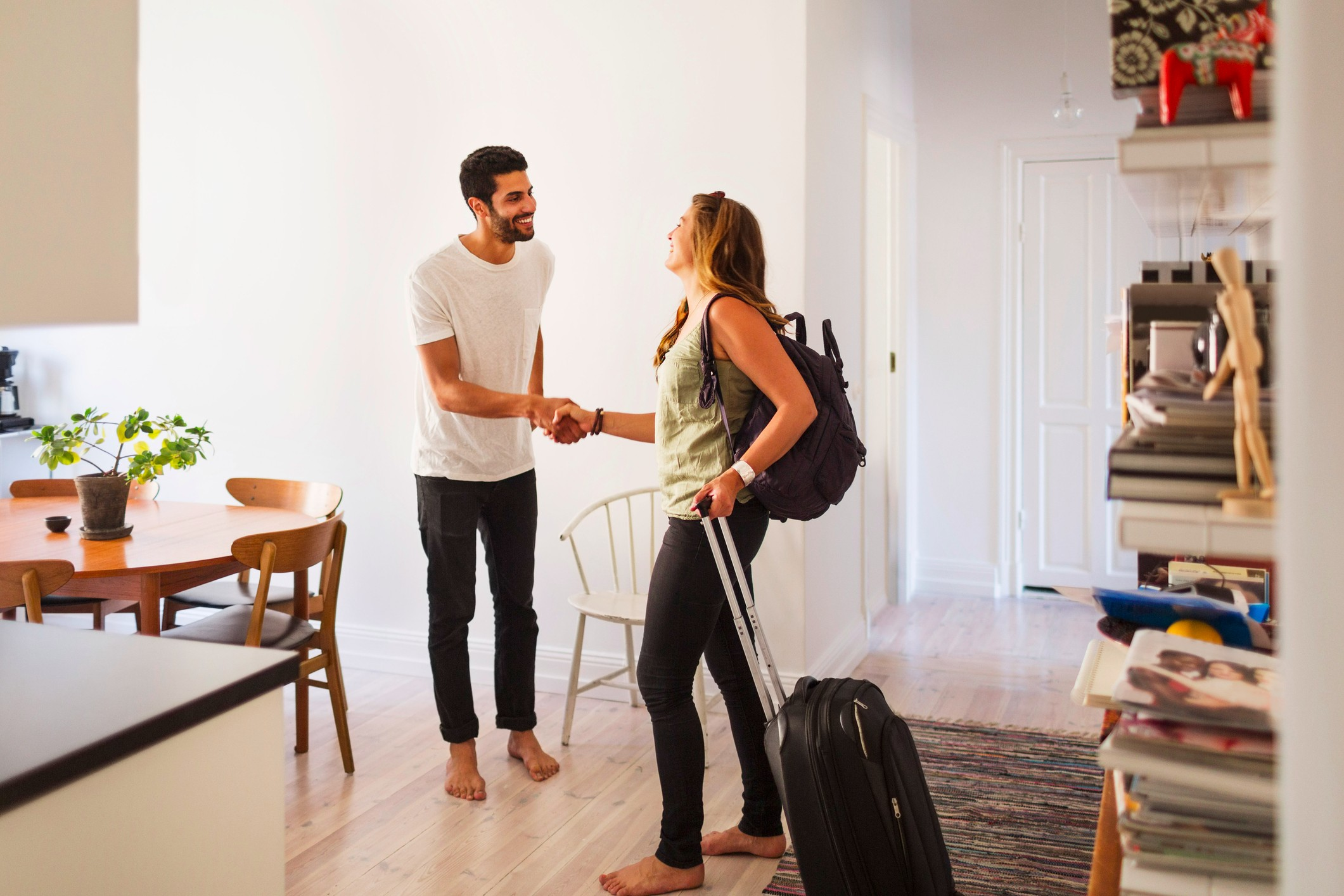 How Renting a Room in Your House Could Earn You $11,000 a Year
