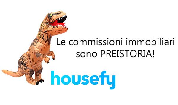 vendi casa con Housefy senza commissioni