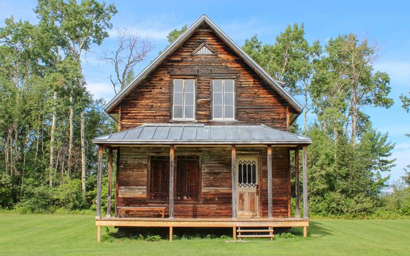 comprare casa di legno