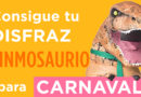 ¡Carnaval ya está a la vuelta de la esquina!
