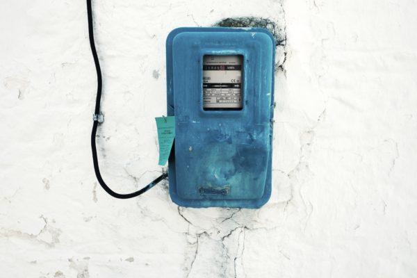 contador eléctrico
