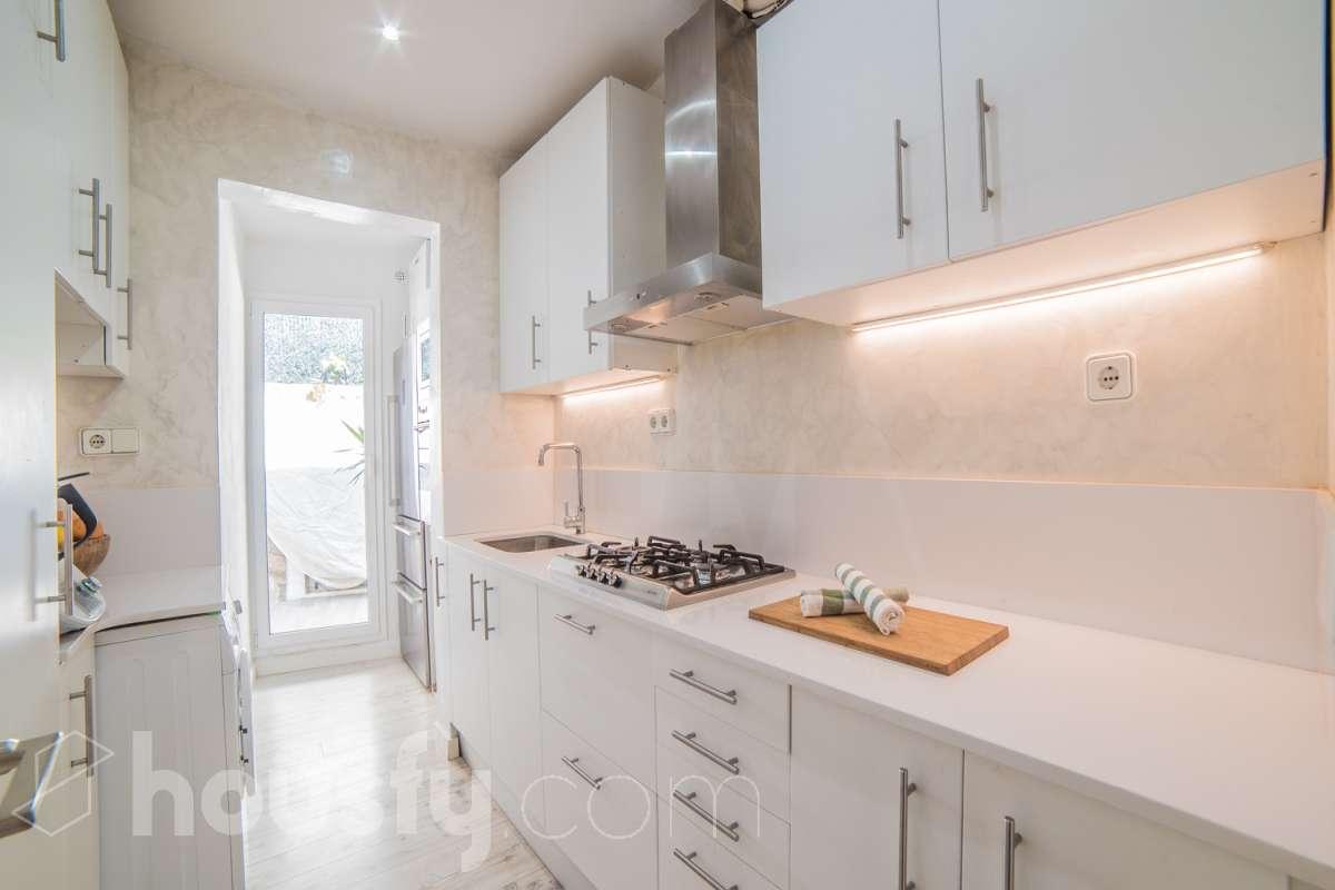 Cocinas blancas 6 cocinas de 5 estrellas que te conquistaran - Cocinas blancas ...