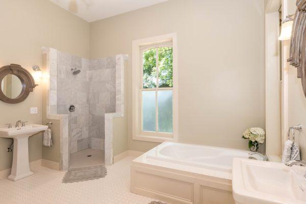 duchas modernas