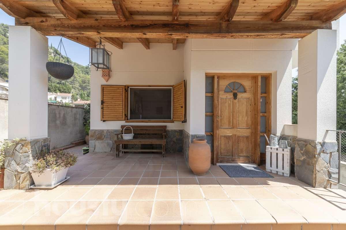 Puerta forja elegante ipo invernadero