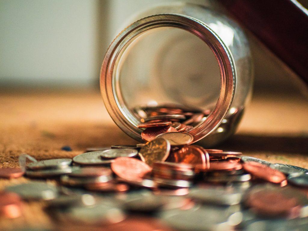 Donación en vida de dinero