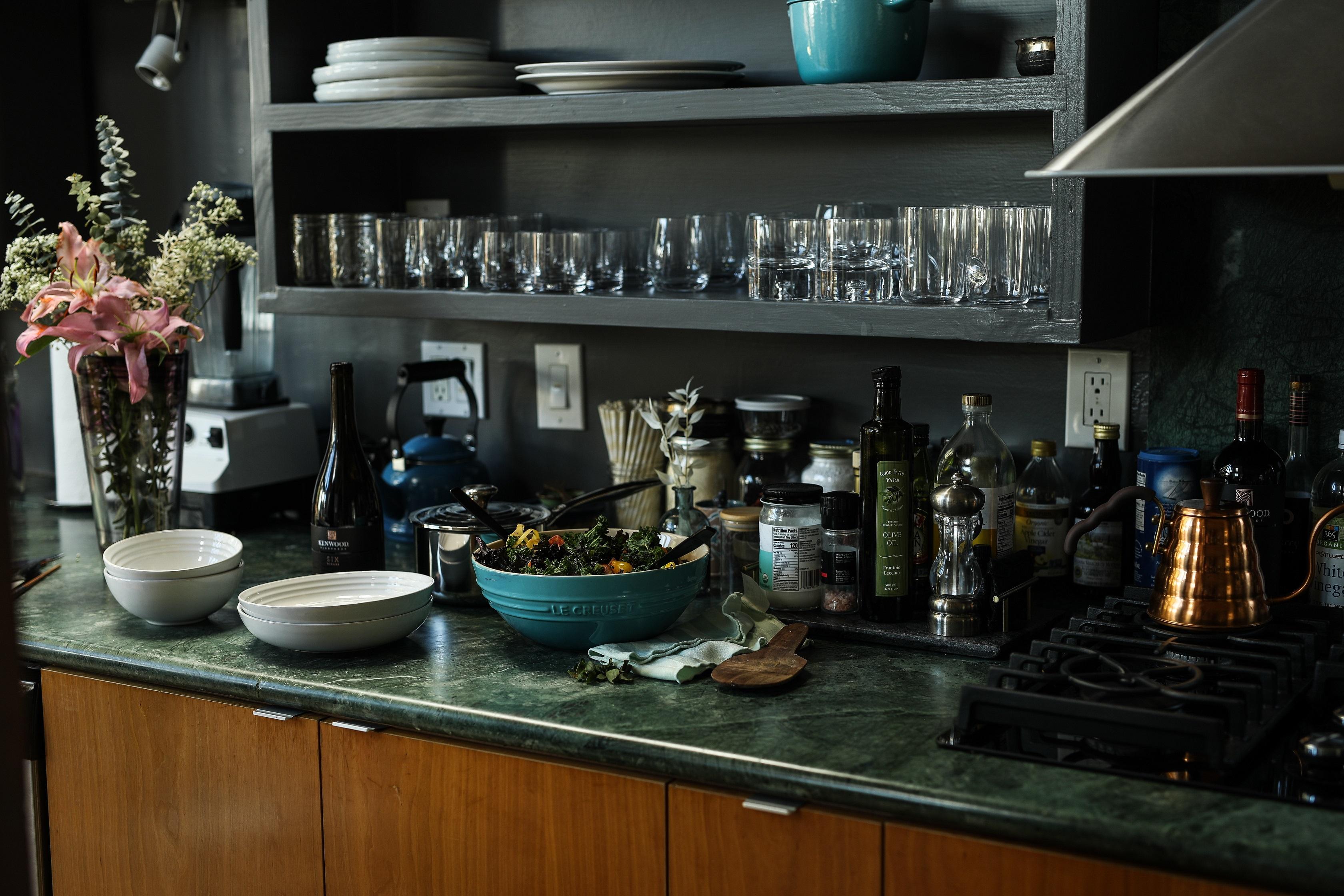Encimera Muebles Cocina Reforma