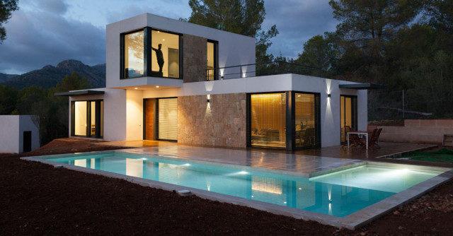 Precios de casas prefabricadas y todo lo que hay que saber - Casa prefabricada precio ...
