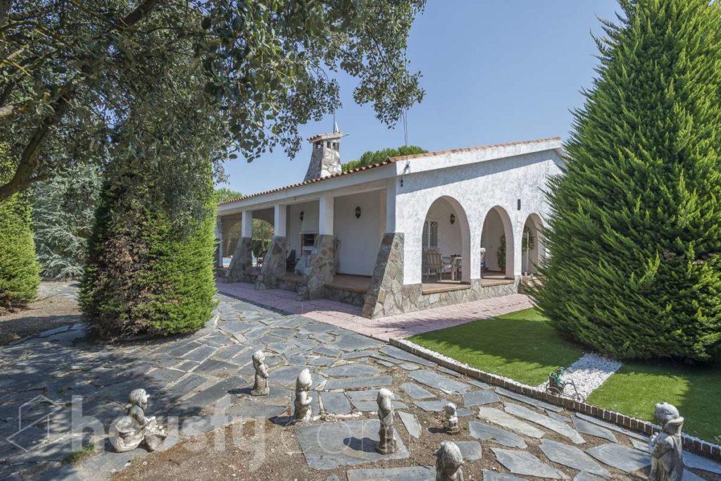 Pueblos cerca de Madrid: Casa en Nuevo Baztán