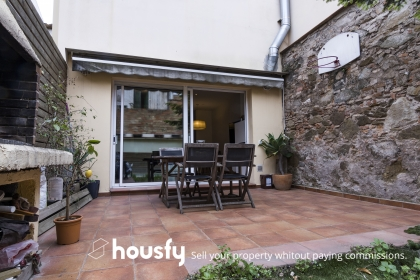 Venta de casa chalet o vivienda en sant feliu de llobregat barcelona de particulares housfy - Casas en venta en sant feliu de llobregat ...
