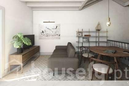 Penthouse para venda em Rua de Egas Moniz