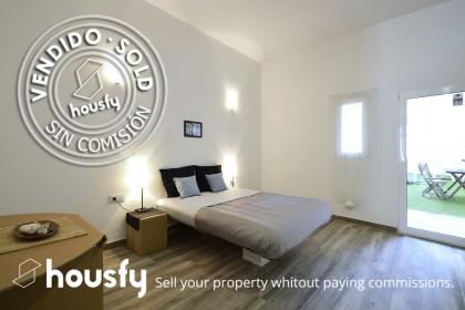 inmobiliaria housfy vende piso en Rambla de Badal