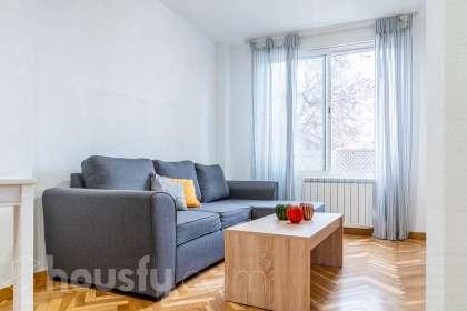 Piso 1 habitaciones en Madrid