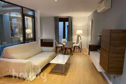 Duplex 1 habitaciones en Toledo