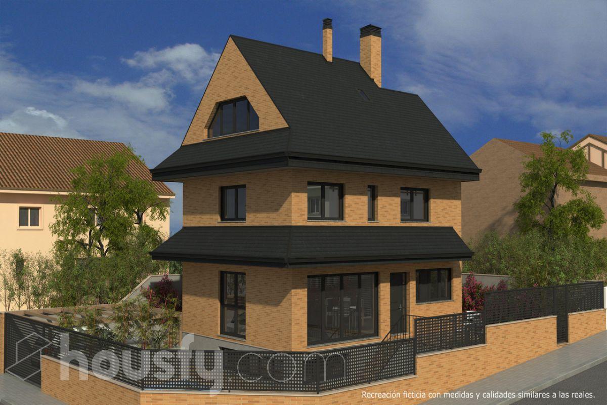 Casas en pozuelo de alarcon stunning foto la casa okupada el chal de la derecha en la colonia - Casas en pozuelo ...
