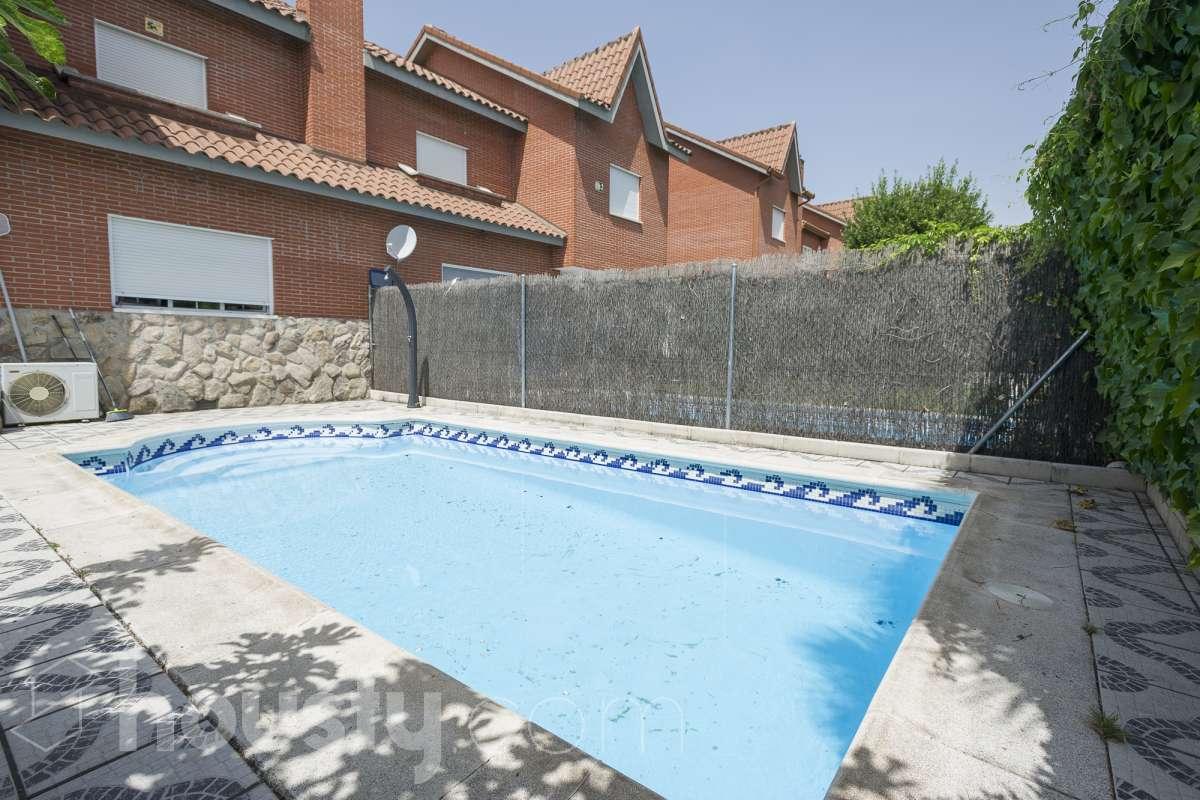 Buscar y comprar casa chalet o vivienda de particulares en rivas vaciamadrid calle tejo ref - Piscina rivas vaciamadrid ...