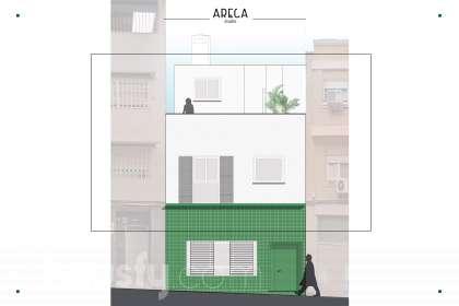 Casa 4 habitaciones en Alicante-Alacant
