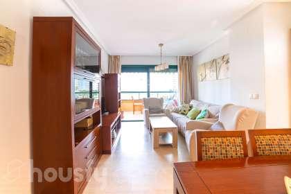 Piso 3 habitaciones en Alicante-Alacant