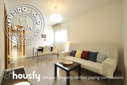inmobiliaria housfy vende piso en Passeig de la Mare de Déu del Coll