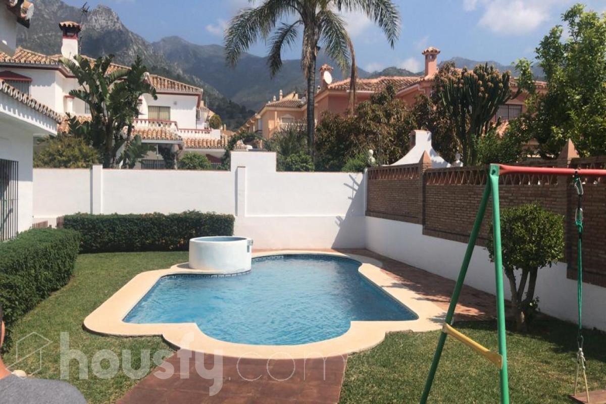 Buscar Y Comprar Casa Chalet O Vivienda De Particulares En Marbella