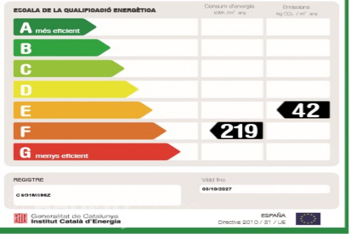 Compra Piso en Carrer de Calàbria