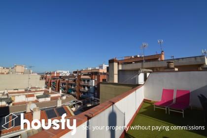 inmobiliaria housfy vende atico en Calle Riera Basté