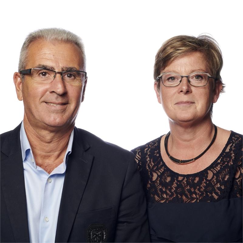 Catherine Et Jean-Marc REGNOUX  DEMOUSTIER