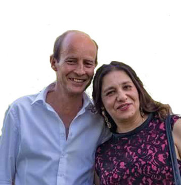 João e Mercedes Carvalhinho