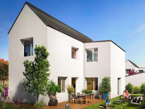 Maison de 83  m2 - Beauzelle (31700)