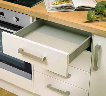 Standard drawer system