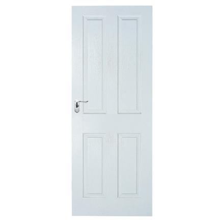 4 Panel grained door