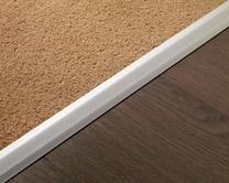 Profile B - 38mm laminate to carpet or linoleum