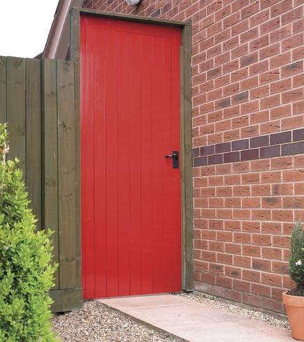 Flb Door External Softwood Doors Doors Joinery Howdens Joinery