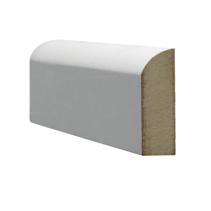 Pencil Round Primed Mdf Mouldings Doors Amp Joinery