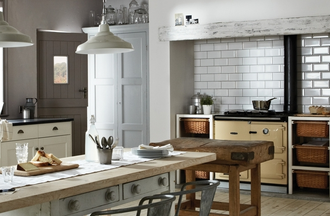 How To Plan A Traditional Kitchen Layout
